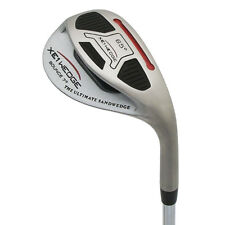 New XE1 Golf Ultimate Sand / Lob Wedge 65° Steel Wedge Flex Shaft SW