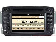 Car DVD GPS Navigation for Mercedes-Benz C-CLASS W203 C200 C230 W210 W207 W209