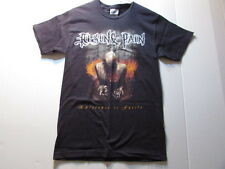 Rising Pain Existence Is Futile 2007 Small Shirt 100% Cotton Death Thrash Metal