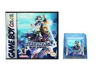Star Ocean Blue Sphere - English Translated RPG Gameboy Color GBC (USA Seller)