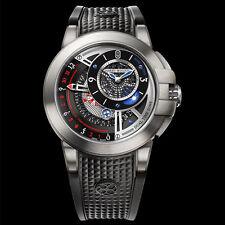 Harry Winston Ocean Project Z8 44mm Zalium Dual Time OCEATZ44ZZ009 Limited 300pc