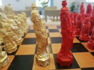 Chess set - Chinese Characters