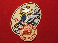 Philmont - Dean Cow Back Country Patch