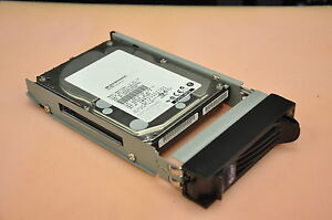 SUN 73GB USCSI / 10K Hard Disk Drive with Caddy Model MAP3735NC FRU 370-6689