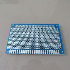 10stk 5x8cm Platine Lochraster Leiterplatte Punktraster FR4 PCB circuit Board IC