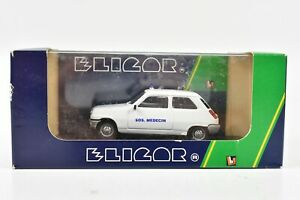 Eligor Renault 5 SOS Medecin Doctors Car Ambulance 1:43 NIB 1392 France