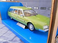 Citroen cx 2400 Super Break combi serie i MKI verde Green met 1976 microg 1:18