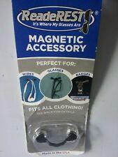 ReadeREST Black Shark Tank Magnetic Accessory Glasses Holder Sunglasses