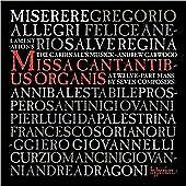 Gregorio Allegri's Miserere and the Music of Rome (CD) . FREE UK P+P ...........