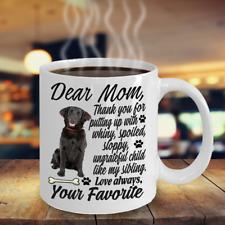 Flat Coated Retriever Dog,Flatcoat,Flattie,Flat te,flatt,Cup,Gift dog,Coffee Mugs