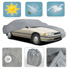 Small Car Cover MAX Auto Protection Sun Dust Proof Outdoor Indoor Breathable