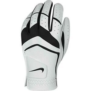 New Mens Nike Dura Feel IX Golf Glove Left Hand Size Cadet L _____S208