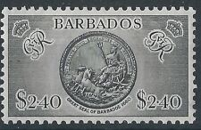 Mint Hinged Barbadian Stamps (Pre-1966)