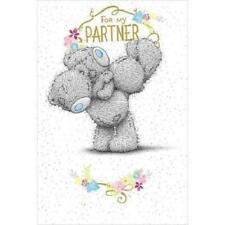 For my PARTNER - Medium - Tatty Teddy Me to You - Birthday Card