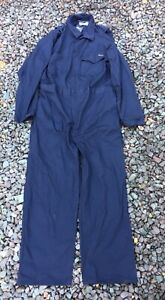 Workrite FR Lightweight Flame Resistant Coverall Size 54R (2XLG-RG) Dark Blue