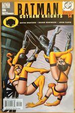 BATMAN GOTHAM KNIGHTS #14 (2001 DC Comics) ~ VF/NM Comic Book
