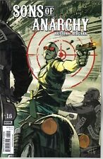 Sons of Anarchy TV Series Comic Book #16, Boom 2014 NEW UNREAD