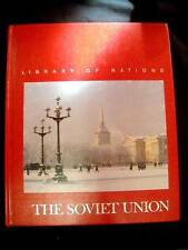 1985 Library of Nations The Soviet Union Time-Life Books Hard Cover