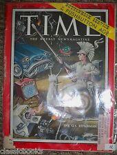 TIME MAGAZINE   Oct. 14, 1957 The U.S. Repairman