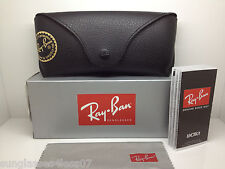 AUTHENTIC RAYBAN RB 4181 601 58MM RAY BAN RB4181 601 BLACK/GREEN LENS