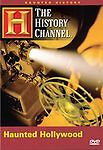 The History Channel - Haunted History: Haunted Hollywood (DVD, 2007) NEW