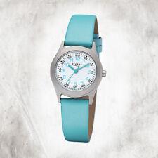 Cuero Reloj Niños F-1119 Reloj de Cuarzo Pulsera Turquesa URF1119 [Regent]