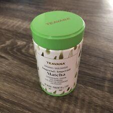 Teavana Organic Imperial Matcha Ceremonial Green Tea Powder 2.8 oz.