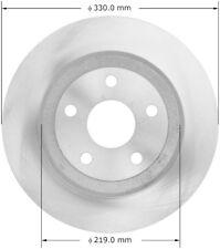 Disc Brake Rotor-Laredo Rear Bendix PRT6103