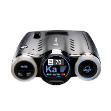 Cobra Road Scout - 2 in 1 Radar/Laser Detector GPS and 1080p Dash Cam