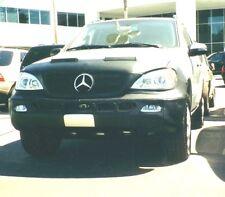Colgan Front End Mask Bra 2 Piece Fits 2002-03 Mercedes-Benz ML320 W/ Lic.Plate