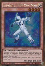 3x (M/NM) Elemental HERO Neos Alius - PGL2-EN029 - Gold Rare - 1st Edition  YuGi
