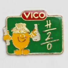 Vintage VICO H2O Lapel Pin Badge