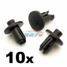 10x Plastik Stoßstange Klips für Toyota, 9mm Loch, 90467-09139