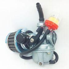 Carburetor & Air Filter Honda CRF70F XR70R Carb (Mounting hole spacing 48mm)