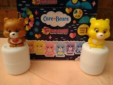 Care Bears Super Squishy Fashems X 4 & Collectibles