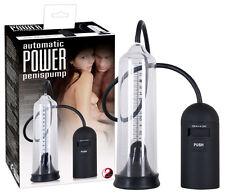 You2Toys - elektrische Penispumpe