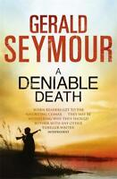 A Deniable Death -Gerald Seymour Fiction Book Aus Stock