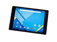 Nexus 9 HTC Google Android 32GB Wi-Fi Tablet