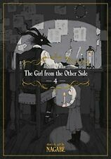 The Girl From the Other Side: Siúil, a Rún Vol. 4, Nagabe