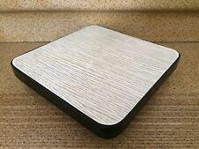Dessous de Plat Vintage Formica GRIS an 50 60 70