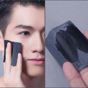 100X Charcoal Papers Makeup Cleansing Oil Absorbing Face Paper Facial CleaLOH4