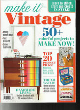 MAKE IT VINTAGE MAGAZINE,    SUMMER, 2016