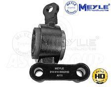 Meyle Front Left Axle Control Arm Bush 314 610 0002/HD