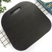 Black Pro Thick Kneeling Pad Protector Foam Mat Exercise Cushion Garden Knee Pad
