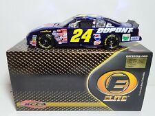 RARE 2001 Jeff Gordon #24 DuPont / PEPSI COLOR CHROME ELITE 1:24 NASCAR DieCast
