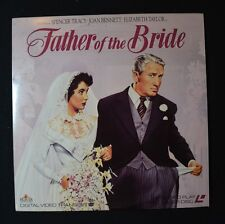 FATHER OF THE BRIDE (1950) LASERDISC