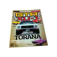 GTR XU-1 TORANA COLLECTION - 11 GENUINE & RESTORED CARS + More
