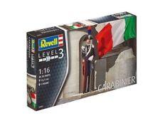 Revell 1:16th scale model figure kit  Italian Carabinier Figure REV2802