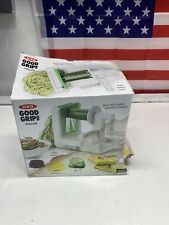 OXO Good Grips Fruit & Vegetable Spiralizer with 5 Blades and Recipes, Free-Ship