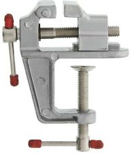 "New 1 1/2 "" Mini Aluminum Table Vise # 8433MVC"